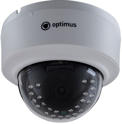 Optimus IP-E021.0(2.8) Купольные IP камеры фото, изображение